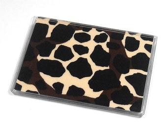 Card Case Mini Wallet Giraffe