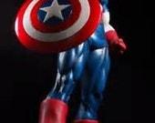 Custom order for Caroline..... Pillowcase dress Captain america