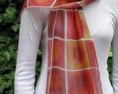Sunspots Silk Chiffon Scarf