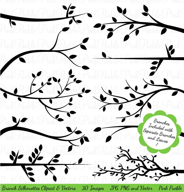 clipart tree with branches - photo #31