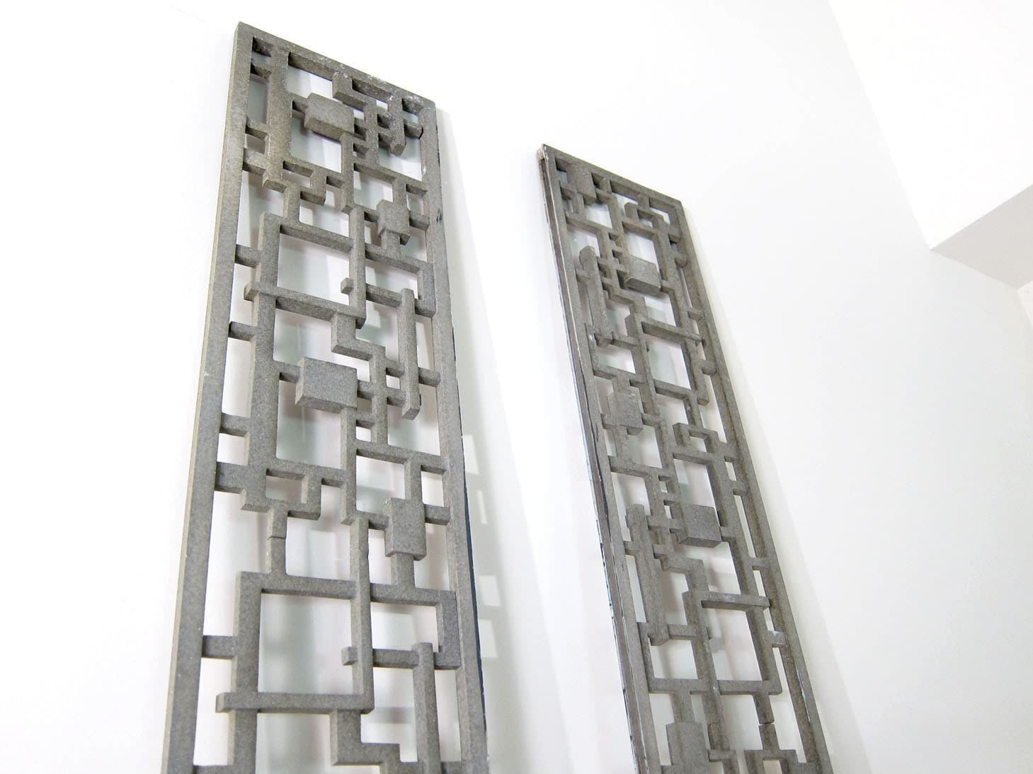 Architectural Wall Panels : Architectural panels salvage modernist perforated