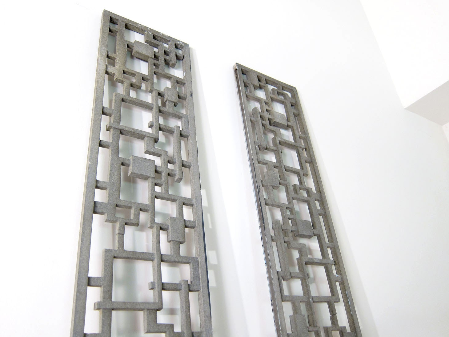 Architectural Perforated Metal Panels : Architectural panels salvage modernist perforated
