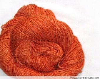 Alpaca, Silk, Merino Yarn, Hand Dyed (APE643)