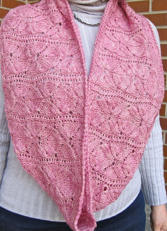Knitting Pattern Lace Cowl : Unavailable Listing on Etsy