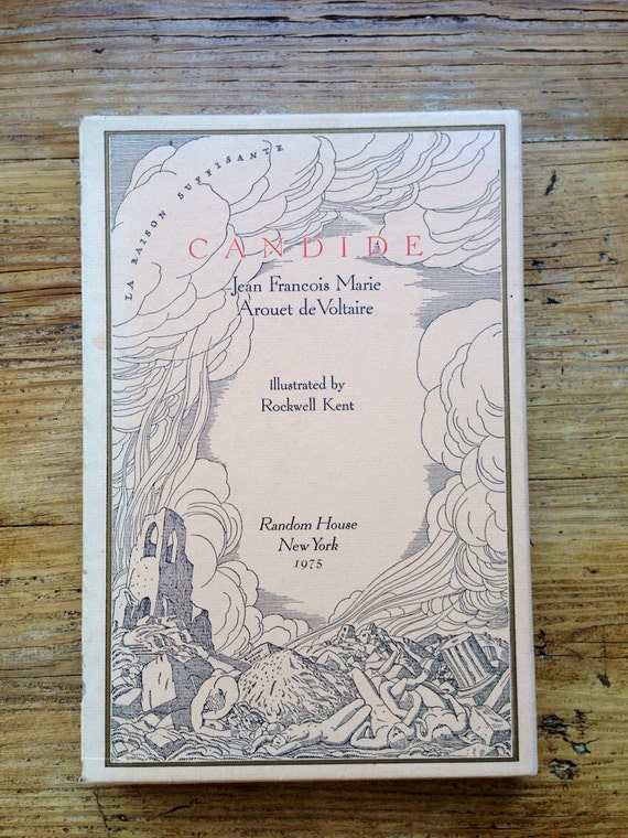 candide by voltaire book review