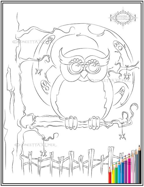 Owl Witch  FreeNFun Halloween from Oriental Trading