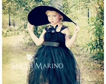Wicked Witch Halloween Costume | Kids Girls Costume