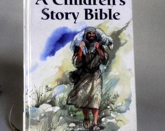Children's Story Bible, 1992, full color illustrations