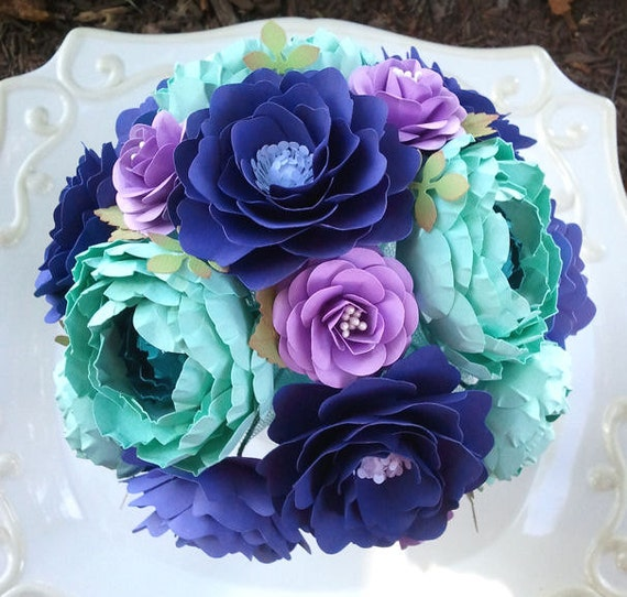 Teal And Purple Wedding Flowers: 301 Moved Permanently