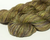 Wild Mothwing fingering yarn - Swiss Tussah Silk 100g (400m)