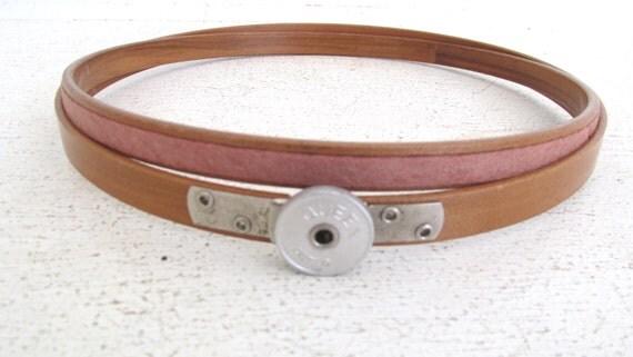 Vintage queen wood embroidery hoop