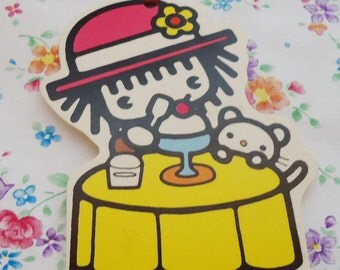 1978 Kawaii BookMark.From Lotte