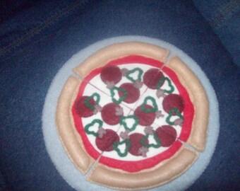 Whole Felt Pizza