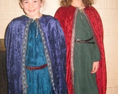 Chronicles of Narnia coronation Costume. Dress only no cape
