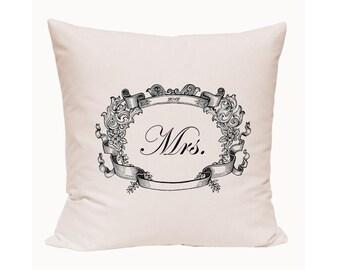 Decorative Pillow Accent pillow Throw pillow Pillow cover Worded pillow Personalize pillow Word pillow Wedding pillow Pillow case