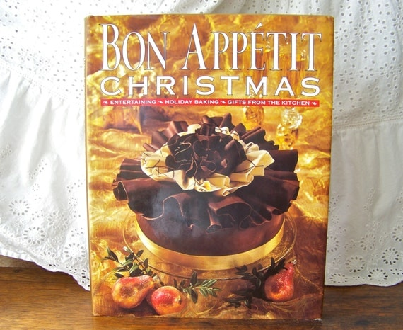 """Dede Wilson: My Desserts Named """"Best Holiday Desserts"""" by ...   Bon Appetit Christmas Recipes"""