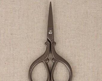 Antique Scissors For DIY Handmade Crafts Zakka Sewing Supplies Stainless Scissors 1 pcs