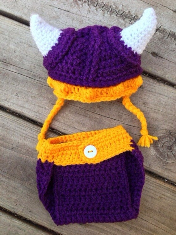 Crochet Pattern For Baby Viking Hat Traitoro For