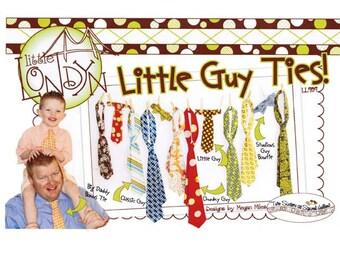 Little Londyn Pattern Little Guy Ties
