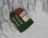 """Worlds Oldest and Tiniest Doll House 3"""" x 2"""""""