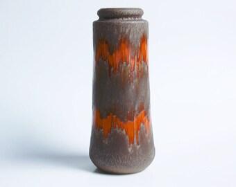 Mid Century German Lava Vase (2) - Scheurich 60s