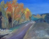 Taos, New Mexico Fine Art Oil Painting