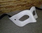 NED leather bandit mask