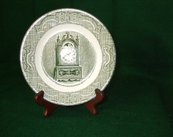 """Royal China """"The Old Curiosity Shop"""" Bread and Butter Plates"""