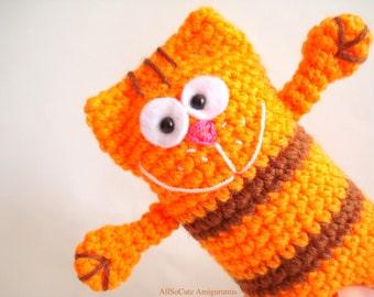Pattern - Crochet Cat Pattern, Instant download, pdf