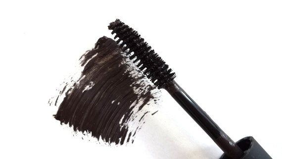 Vegan Brown Mascara Handmade for Everyday Use, Natural, Paraben Free, Cruelty Free, Gluten Free, BRW01HVC