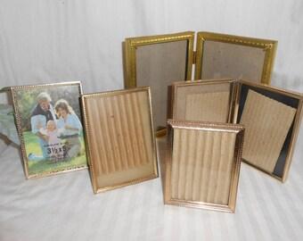 Vintage photo frames vintage picture frames brass frames vintage photo frame collection