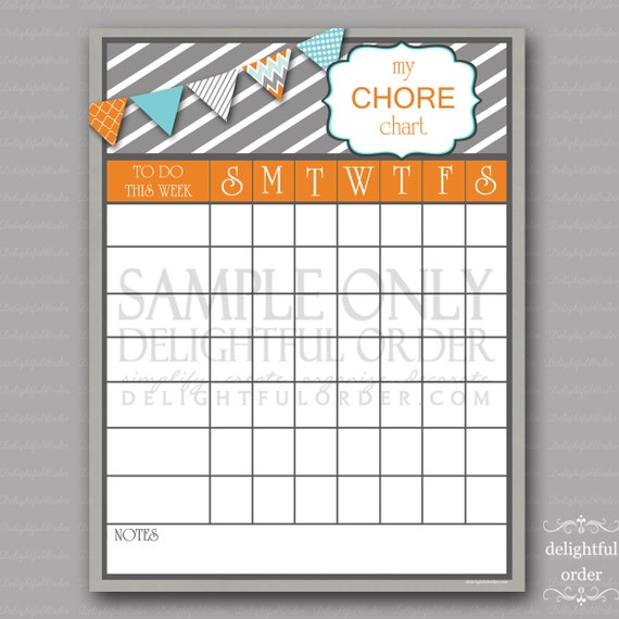 https://www.etsy.com/listing/159076845/blue-orange-pennant-chore-chart-pdf-file