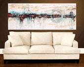 "Wall Art   80"" x32"" HUGE     Wall Decor wall hangings from   Jolina Anthony"