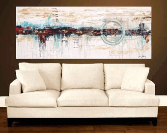 "Wall Art   80"" x32"" HUGE     Wall Decor wall hangings from   Jolina Anthony"