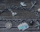 LOST Inspired Charm Bracelet