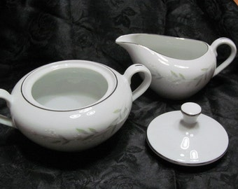 Fine China Sugar Creamer Set St Regis Japan 101