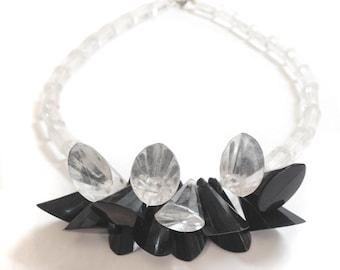 Vintage Plastic Necklace