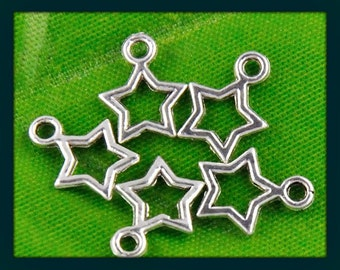 Star Charms 10 or 20