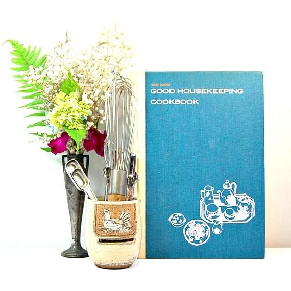 Good Housekeeping: 1963 Good Housekeeping Cookbook Vintage Illustrated By