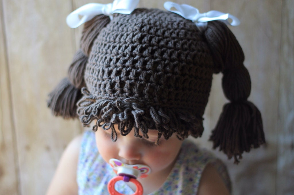 Cabbage Patch Hat Instructions