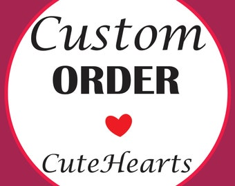 Custom for K. Y.
