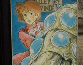 Nausicaa Valley of the Wind Composition Journal