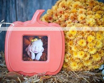 Pumpkin Frame,Fall Frame,Halloween decor,Fall Decor,Pumpkin,Autumn,Picture frame
