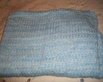 Light Blue Stretch Knit Fabric Yardage