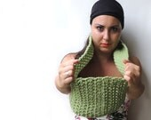 infinity scarf, Cowl  Scarf,  Neck warmer, Crochet Neck warmer, Women Crochet cowl  by JPwithlove
