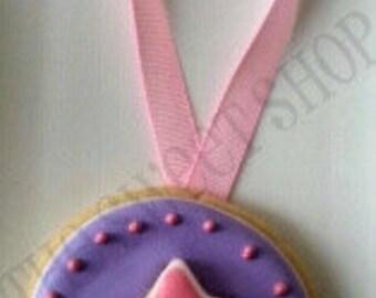 Gymnastic Medal Cookies 2 dozen