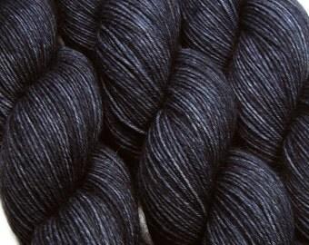 wool nylon sock yarn FE26 hand dyed fingering weight 3.5oz 460 yards