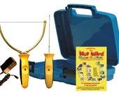 Styrofoam/Polystyrene Electric Foam Cutter Kit - 2 Tool Set. Hot Knife & Sculpting Tool
