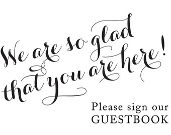 Guest check   Etsy