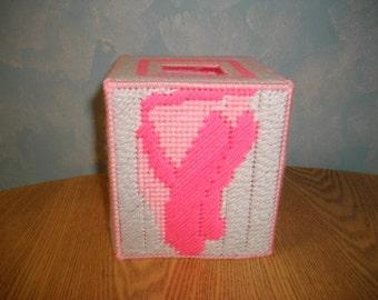 Ballerina Tissue Box Cover Custom order